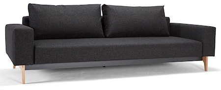 Innovation Idun bäddsoffa ? Twist black