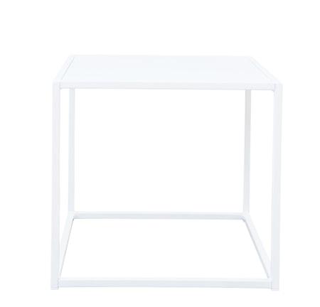 Domo design Domo square soffbord S - vit