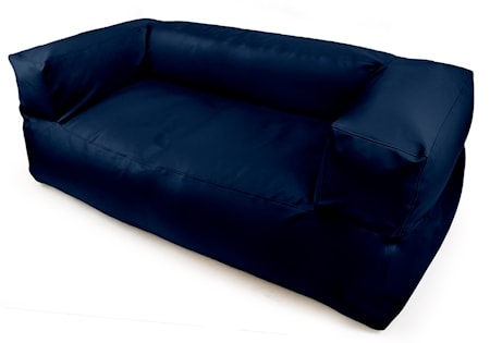 Pusku Pusku Sofa moog outside sittsäck - Dark Blue