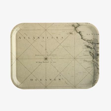 SLAM Atlanten Bakke 27x20 cm thumbnail