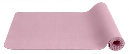YOGA mat, col. rose