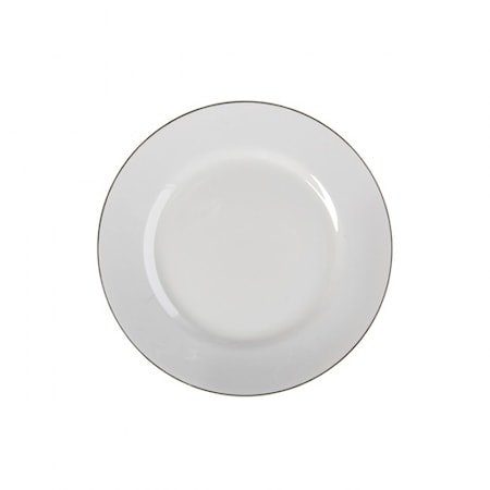 Gustavsbergs Porslinfabrik Snövit Tallrik 18 cm