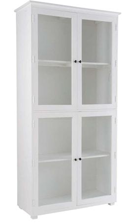 Laursen cabinet dubble vitrinskåp