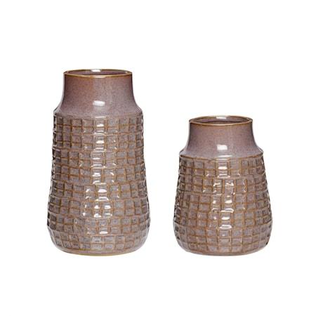 Vas Keramik Lila 2 st