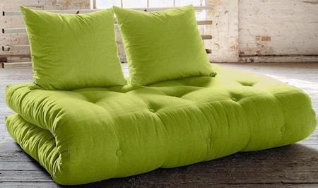 KARUP Shin Sano soffa - natur/grön