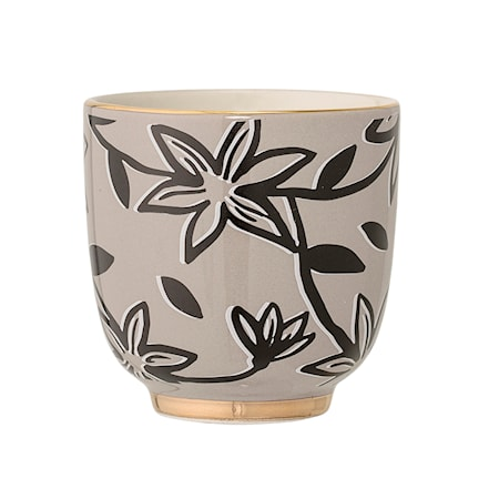 Kjøpe Bloomingville Hannah Kopp Brun Steintøy 18cl fra 45 nok online ... a80a13df4deef