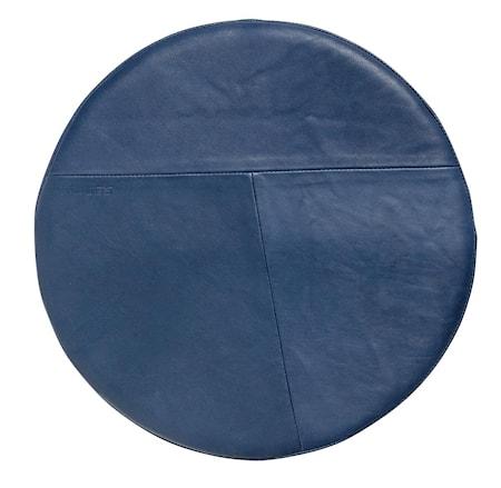 MUUBS Camou Istuintyyny Nahka - Sininen