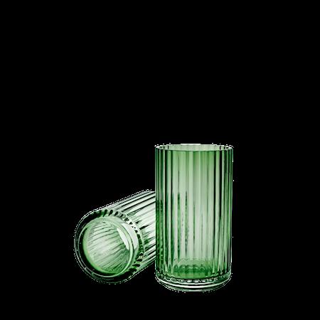 Vas Munblåst Glas Copenhagen Green 20,5cm
