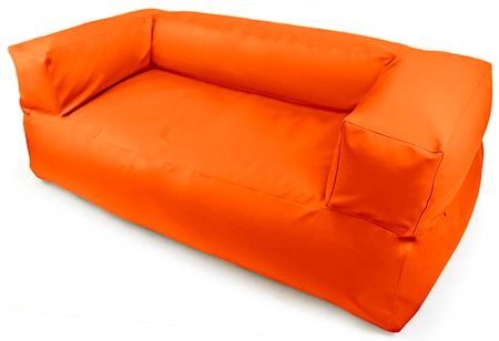 Pusku Pusku Sofa moog outside sittsäck - Orange
