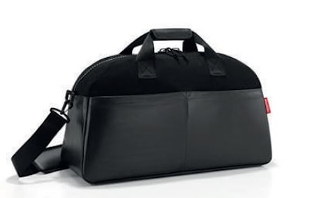 Weekendbag Svart