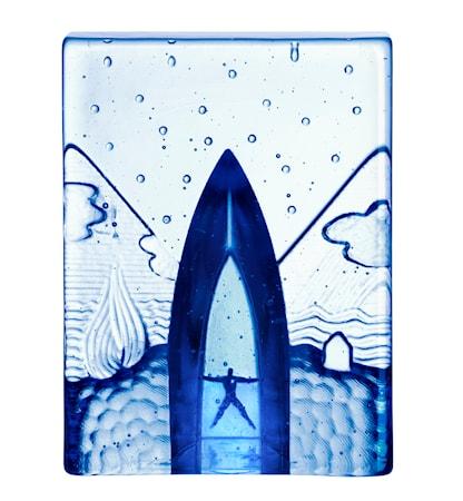 Bilde av Blues Skulptur 15 cm