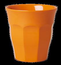 Melaminmugg Orange