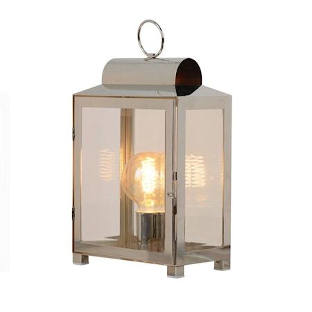 Texa Design Lykta bordslampa ? Texa krom
