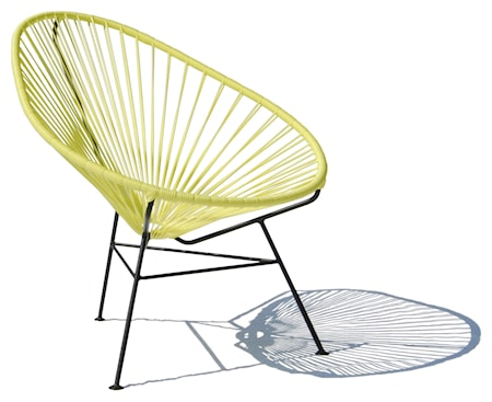 OK Design Acapulco chair - gul