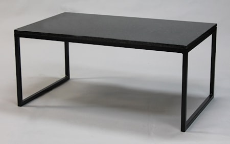 Runa Design Rektangulär soffbord halvkub – Granit