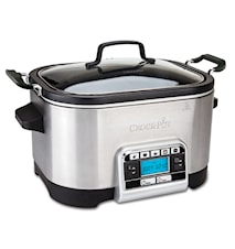 Multifunktionell Slow Cooker 5,7 liter