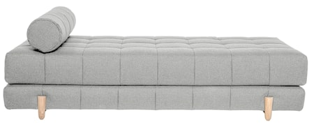 Bloomingville Bulky daybed – Lysegrå