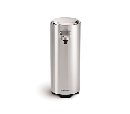 Simplehuman Saippua-/ Tiskiainepumppu sensorilla 325ml Harjattu nikkeli