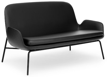Normann Copenhagen Era sofa steel - Steel tango leather
