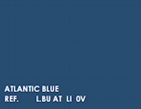 Mathy By Bols Volute byrå ? Atlantic blue, 7 lådor