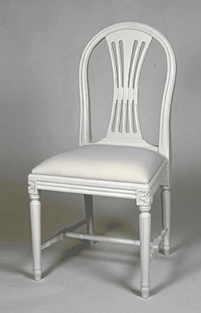 Kallholmen Hildur stol - antikvit