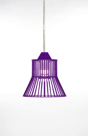 Bilde av Globen Lighting Pendel Mini Alfons Mørklilla