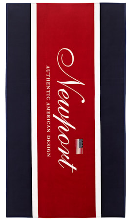 Newport Collection Newport Monahan beach towel
