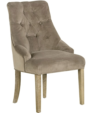 Artwood York Stol - Velvet Taupe