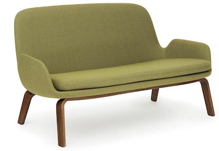 Normann Copenhagen Era sofa walnut - Walnut breeze fushion