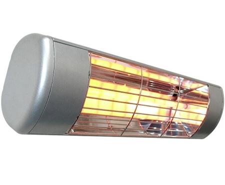 Heatlight Quartz lämmitin HLW15 hopea