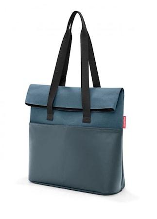 Foldbag Blå 23 L