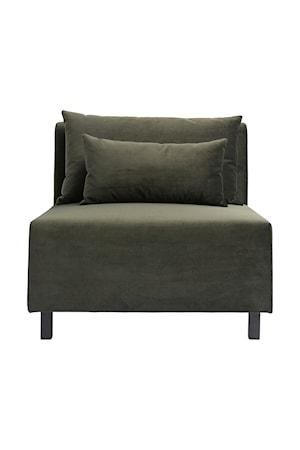 Soffa Grön Middle
