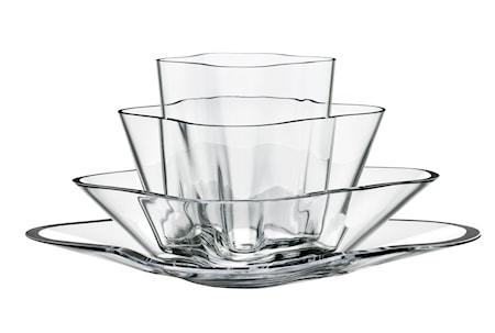 Bilde av Aalto Vase blomst klar 4-deler