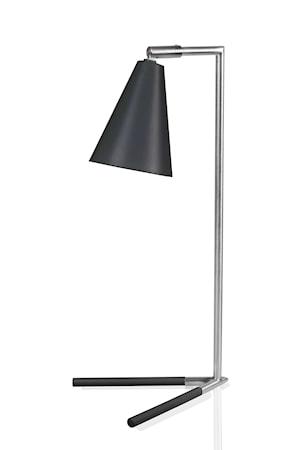 JUST LIGHT Vega Pöytälamppu musta