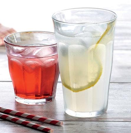 Dricksglas Picardie