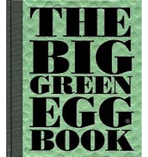 Big Green Egg Cookbook English
