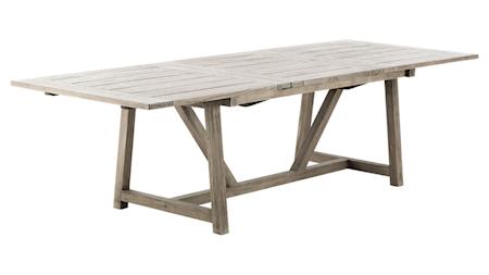 Sika Design George utdragbart matbord – 100 x 200 (280)