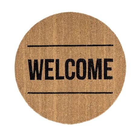 Dörrmatta Welcome
