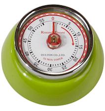 Timer Äppelgrön 7,5 cm