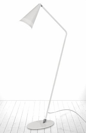Globen Lighting Gulvlampe Pipe Hvid thumbnail
