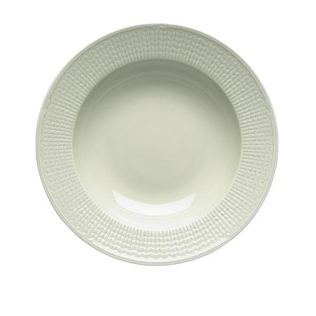 Swedish grace, äng Tallrik djup 25 cm