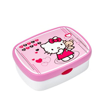 "Matlåda 17x13cm ""Hello Kitty"""