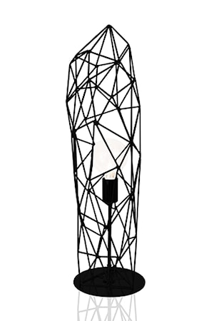 Globen Lighting Bordslampa Diamond Statue Svart