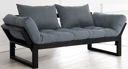 KARUP Edge soffa ? Svart/Ljusgrå