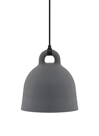 Normann Copenhagen Bell Lamppu Harmaa S