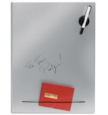 Pure Home Anslagstavla Aluminium 40x50 cm
