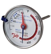 Dual Kött- & Ugnstermometer