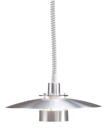 Bilde av Markslöjd Naxos Taklampe Aluminium