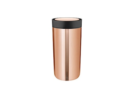To Go Click, 0,34 l - steel copper