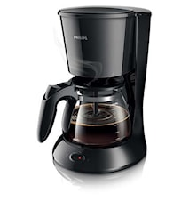 Kaffebryggare Svart 1000W